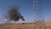 Puits de pétrole en Algérie. Getty Images/ Keystone-France