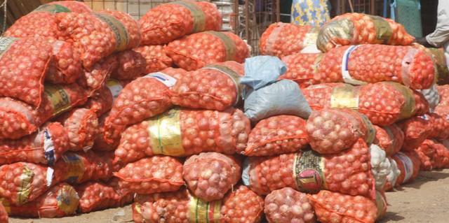 Le gel des importations d'oignons prolongé jusqu'au 4 septembre
