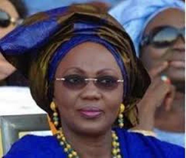 Victime d'un malaise, Aminata Tall évacuée d'urgence