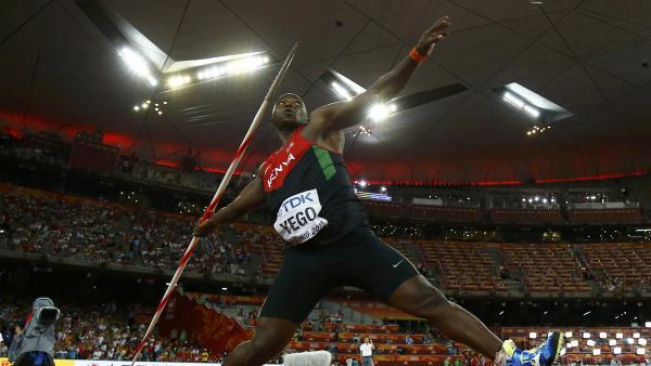 Athlétisme: le Kenya brille avec Yego mais dérape avec le dopage