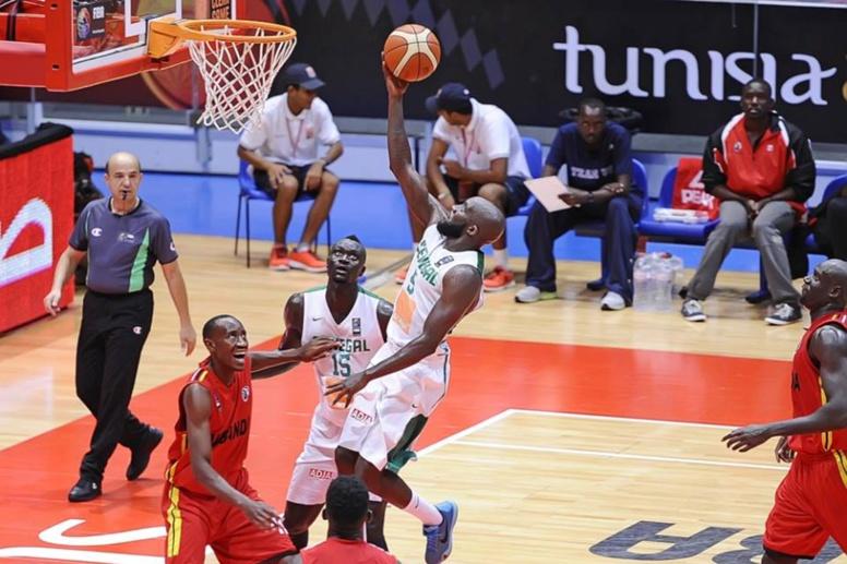 Afrobasket 2015 : Les images de la victoire des Lions contre l'Ouganda (79-48)