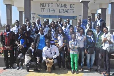 Ouverture du 28e Conseil National de la JEC du Sénégal à Kolda, vendredi