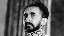 Portrait non daté de Haïlé Sélassié, dernier empereur d'Ethiopie. AFP