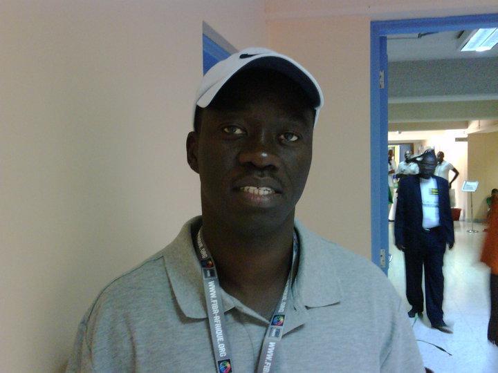 """""""L'entraîneur du Nigéria m'a demandé comment battre l'Angola"""", Cheikh Sarr"""