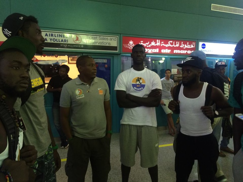 """Urgent Afrobasket: faute de billets d'avion, les """"Lions"""" bloqués à Tunis"""