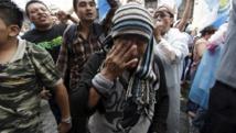 Guatemala: les députés votent la levée de l'immunité du président