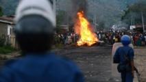 Des affrontements font 2 morts au Burundi
