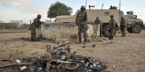 Somalie : au moins 50 soldats de l'UA auraient été tués par les Shebab