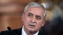 Guatemala : le président démissionne
