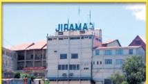 La Jirama, compagnie d'électricité et d'eau de Madagascar DR.