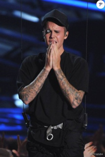 Justin Bieber explique la vraie raison de ses larmes aux MTV VMA