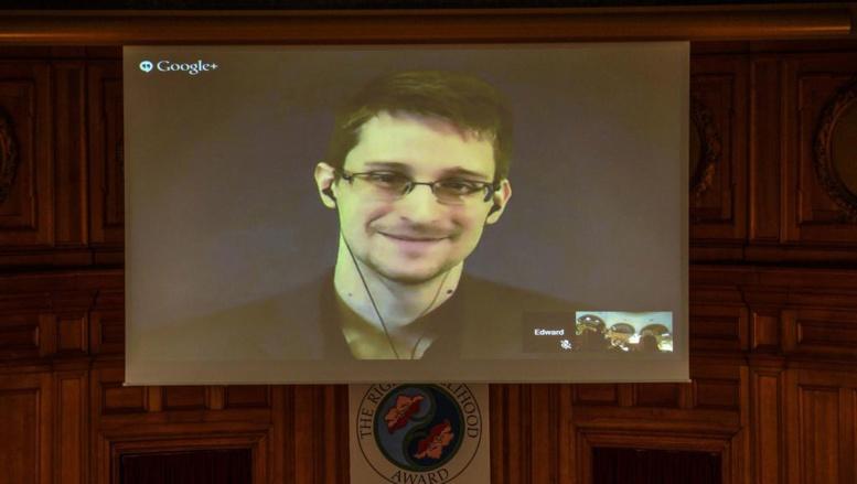 La Norvège gênée par la remise d'un prix à Edward Snowden