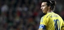 Suède, Ibrahimovic touché au dos