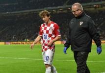 Après avoir concédé le match nul face à l'Azerbaïdjan (0-0), l'ambiance au sein de l'équipe croate est tendue.