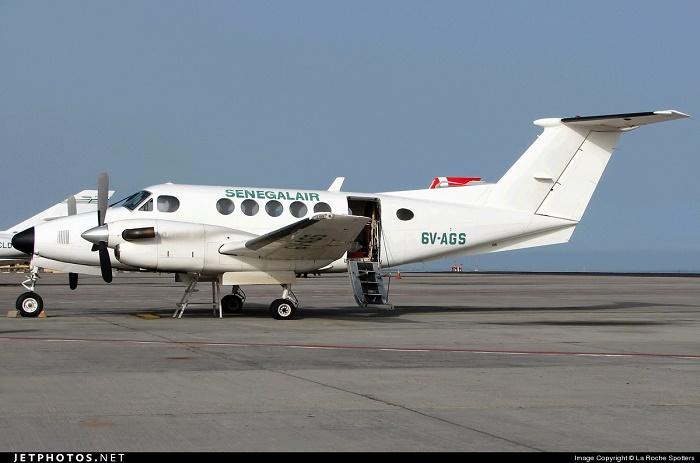 Crash de Sénégal Air : La compagnie mise sous scellée.
