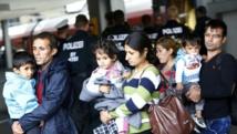 Allemagne: Munich débordée par l'afflux de migrants