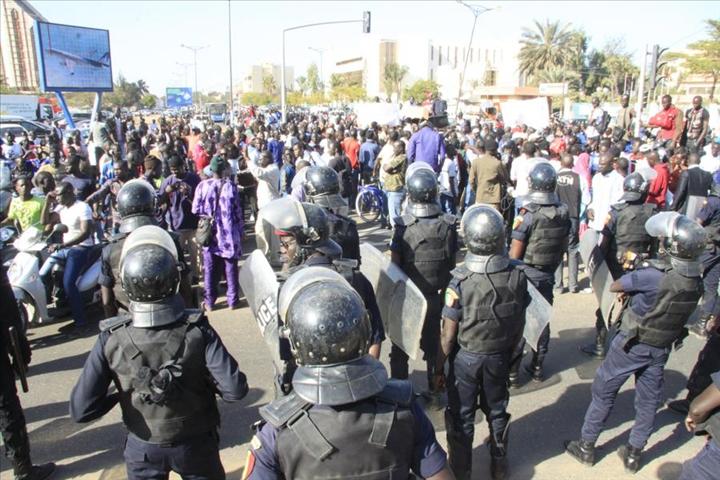Marché Petersen : Les marchands ambulants menacent de s'immoler par le feu