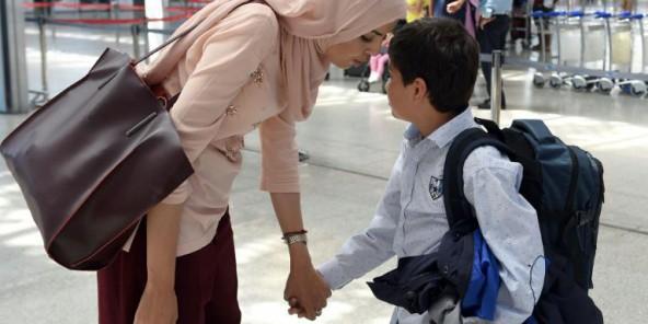 Maroc : l'enfant syrien qui avait subi 3 refus de visas a finalement retrouvé son père