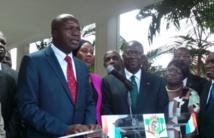 """Côte d'Ivoire : """"L'appui financier de l'Etat aux partis politiques bientôt soldé"""" (Ministre)"""