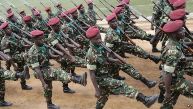 Burundi : le chef d'Etat-major attaqué