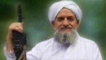 Copie d'écran d'une vidéo montrant Ayman al-Zawahiri datée de septembre 2011. REUTERS/SITE Monitoring Service via Reuters TV