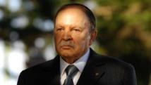 Le président Abdelaziz Bouteflika en décembre 2011. FAROUK BATICHE / AFP