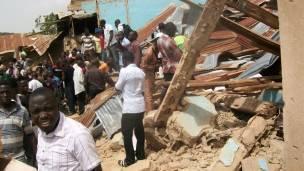 Nigeria : cinq morts dans un effondrement