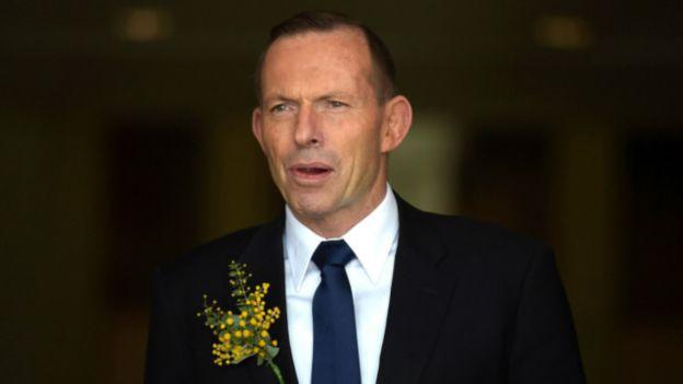 Tony Abbott va quitter son poste