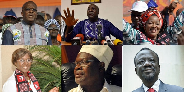 Burkina : craintes de fraudes électorales à un mois des élections présidentielle et législatives