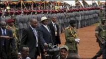 Visite historique de Museveni au Soudan