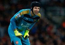 Cech évoque le choc chelsea-Arsenal !