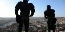 Des forces de sécurité algérienne, en 2014. © Farouk Batiche/AFP