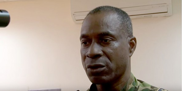 """Exclusif – Général Gilbert Diendéré : """"Nous sommes passés à l'acte pour empêcher la déstabilisation du Burkina"""""""