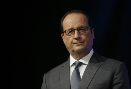 "BURKINA: HOLLANDE CONDAMNE ""UN COUP D'ETAT"""