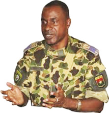 Burkina : ce qu'il faut savoir sur Gilbert Diendéré