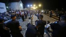 Les migrants affluent toujours vers la Croatie