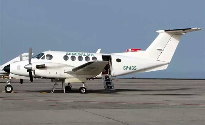 Crash de l'aéronef de «Sénégal Air»: le pilote de «Ceiba» parle