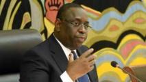 Le président sénégalais Macky Sall conduit la médiation régionale dans la crise au Burkina Faso.