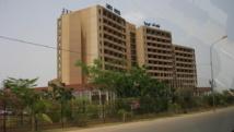 L'hôtel Laico de Ouagadougou, siège de la médiation de la Cédéao depuis deux jours. www.flickr.com/photos/attawayjl