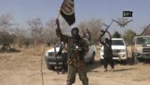 Capture d'écran d'une vidéo de propagande de Boko Haram montrant son chef Abubakar Shekau, le 20 janvier 2015. AFP PHOTO / BOKO HARAM