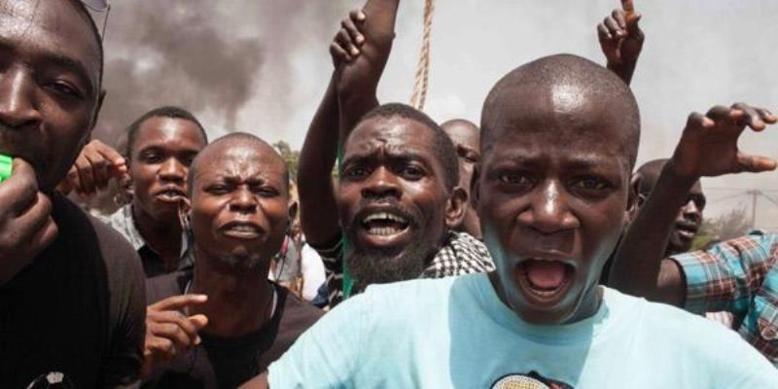 En Direct du Faso: possibilité de guerre civile au Burkina