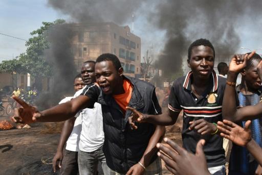 Burkina: les Etats-Unis demandent à leurs ressortissants de partir