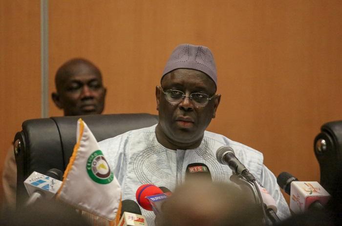 Face à ses pairs de la CEDEAO, le président Macky Sall dément Kafando