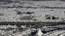 La ville de Mina, près de La Mecque, où la bousculade meurtrière s'est produite le 24 septembre 2015. REUTERS/Ahmad Masood