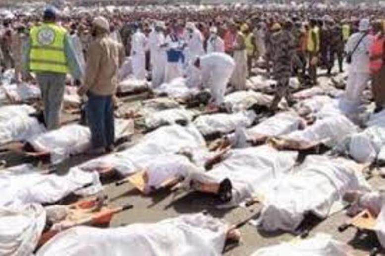 Bousculades meurtrières à Mina: 7 morts et 28 Sénégalais portés disparus