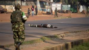 Centrafrique: violents affrontements à Bangui, 3 morts