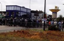 Marche de l'opposition à Abidjan: Des policiers déployés autour de la RTI, la télévision publique