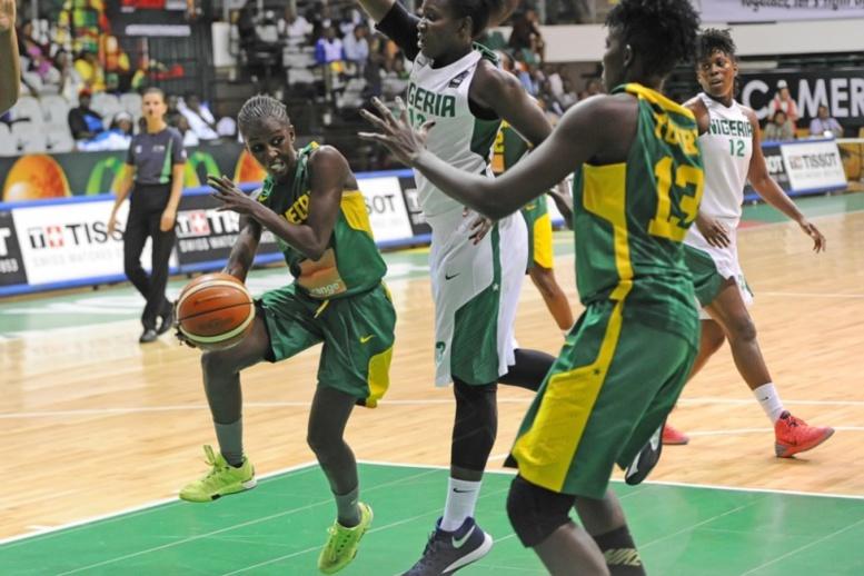 """Afrobasket 2015: les """"Lionnes"""" battues par le Nigéria, 64-75 (mis à jour)"""