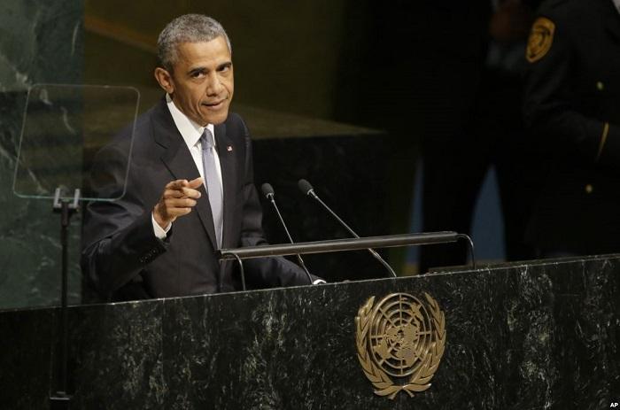 Assemblée générale des Nations-Unies : le clin d'œil de Barak Obama à Macky Sall.
