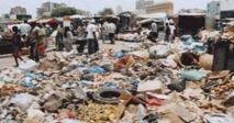 Nettoyage des lieux au Marché Hlm : Une violente bagarre entre les commerçants et la mairie...